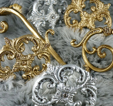 Ornamental Draperies Hardware