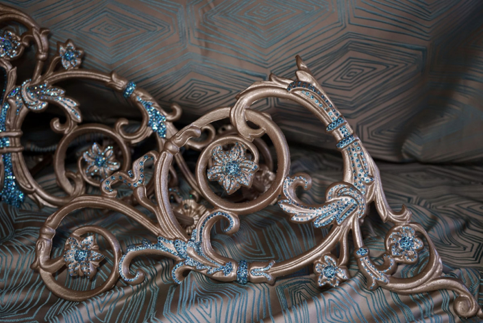 Ornamental Drapery Hardware