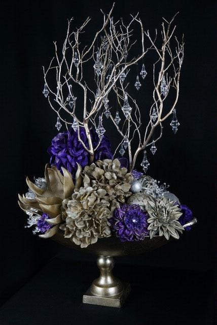 Vase Crystals